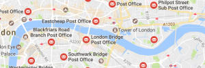 Where To Find Your Nearest Franked Mail Post Box Location